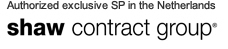 Authorized exclusive SP in the Netherlands SHAW CONTRACT GROUP